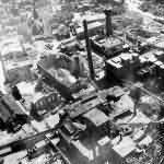 Bomb Damage To The Klockner Humboldt Factory At Köln (Cologne)