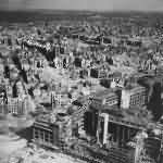 Hannover Oststadt Continentalwerke Stadthalle 1945