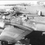 Bf 110D-3 in Iraq