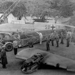 Captured Bf 110