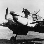 Bf110 from ZG26 1939