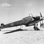 Bf 110D of the RAF