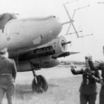 Me110G fitted with FuG 218 Neptune