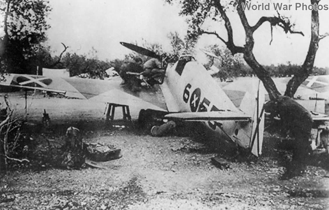 Bf109D of the Legion Condor