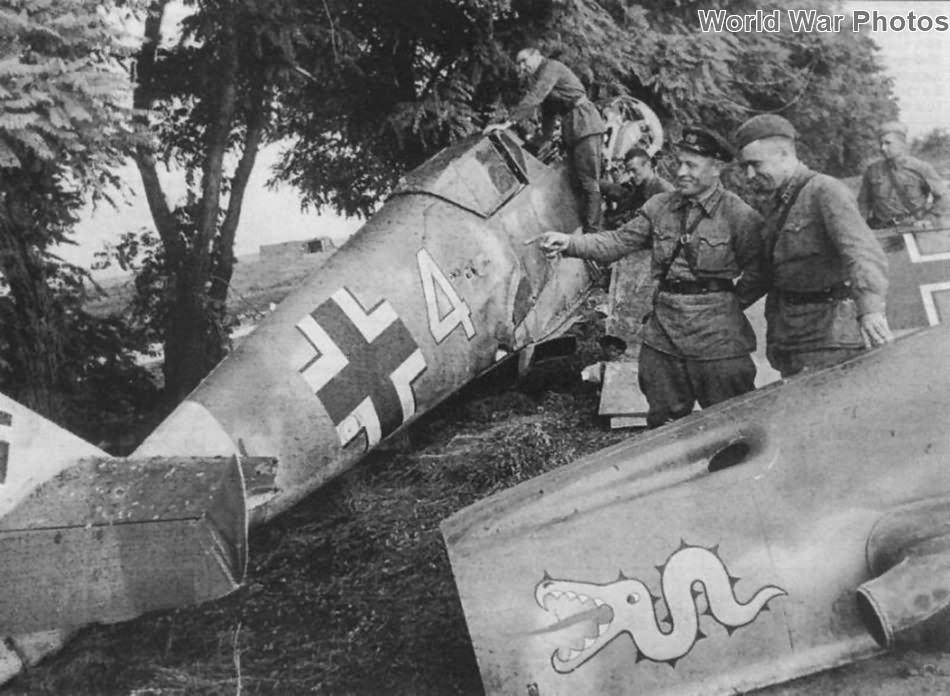 Bf109F 2 3JG3 jul41
