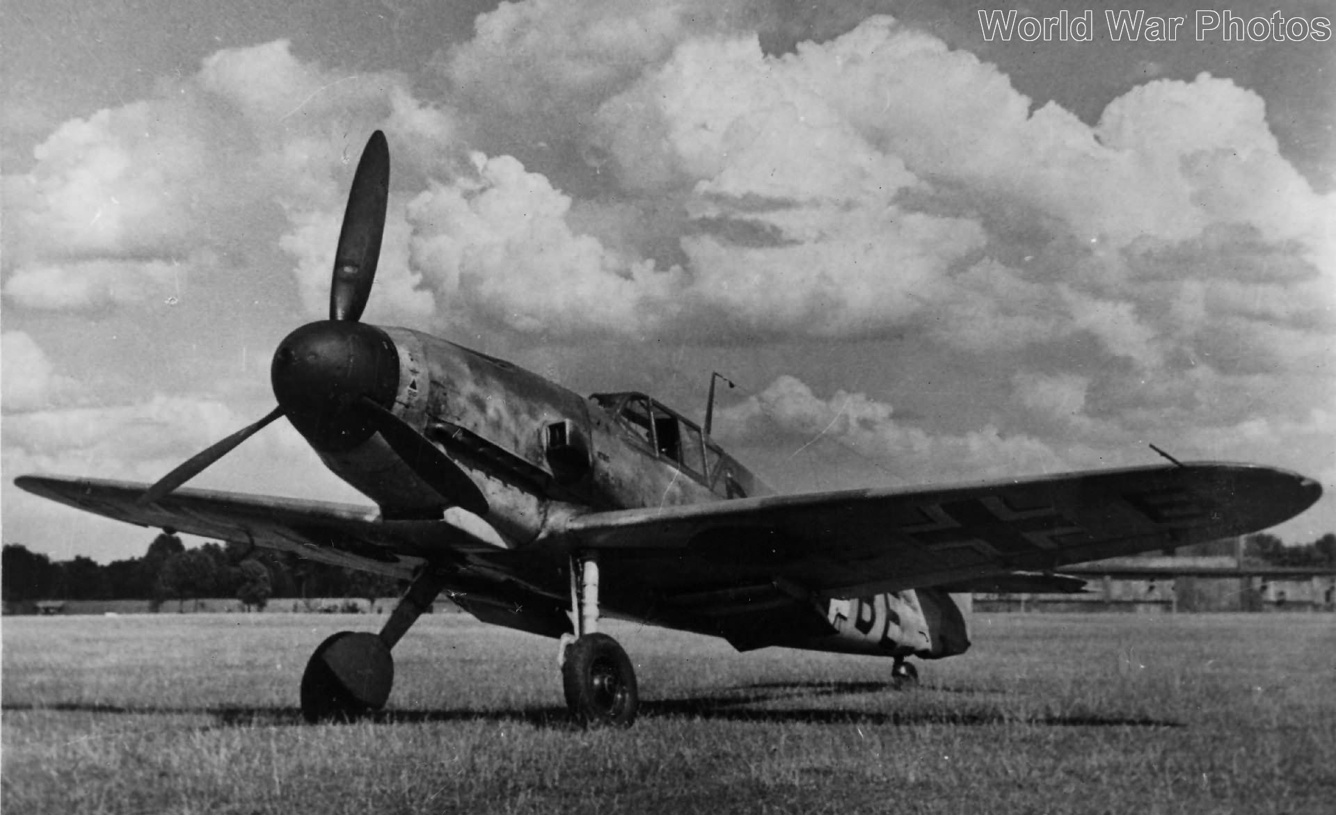 Bf 109F 33