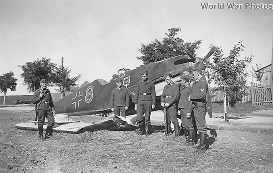 Bf 109E of the I/JG76 Poland 1939