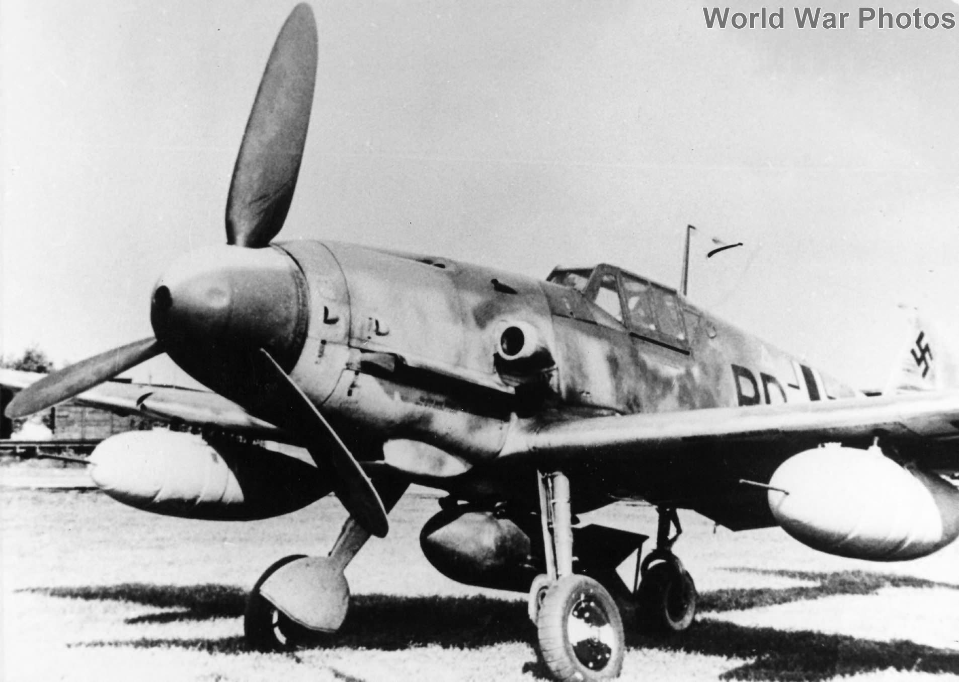 Bf 109G-4/R3
