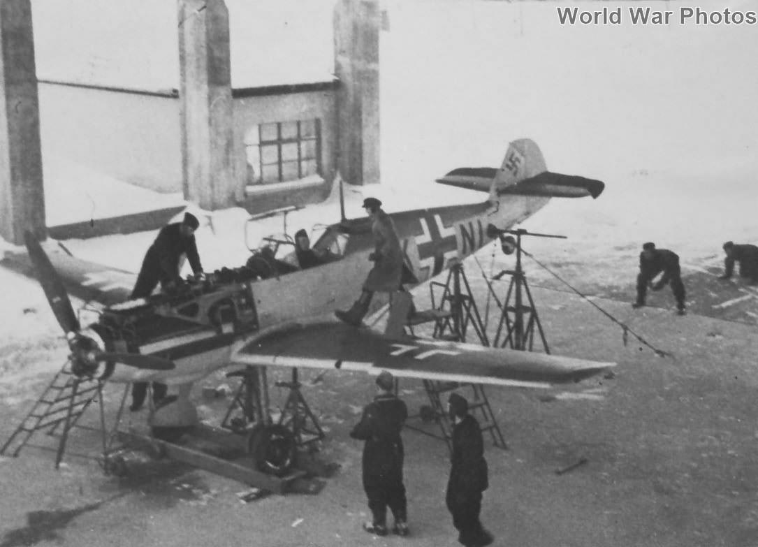 Bf 109E 4