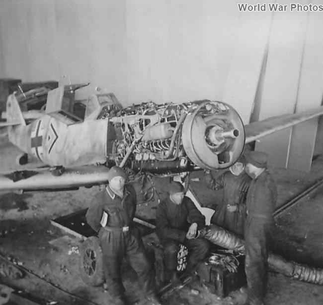 Bf 109 F-2 Stab I/JG 51, pilot Wiilli Hachfeld Stara Russa