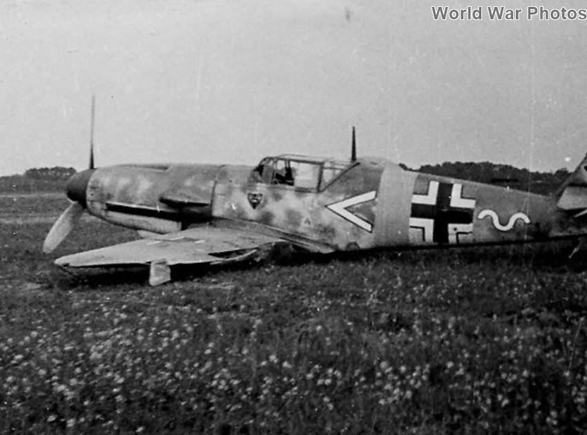 Bf 109 of the III/JG 54 Eastern Front