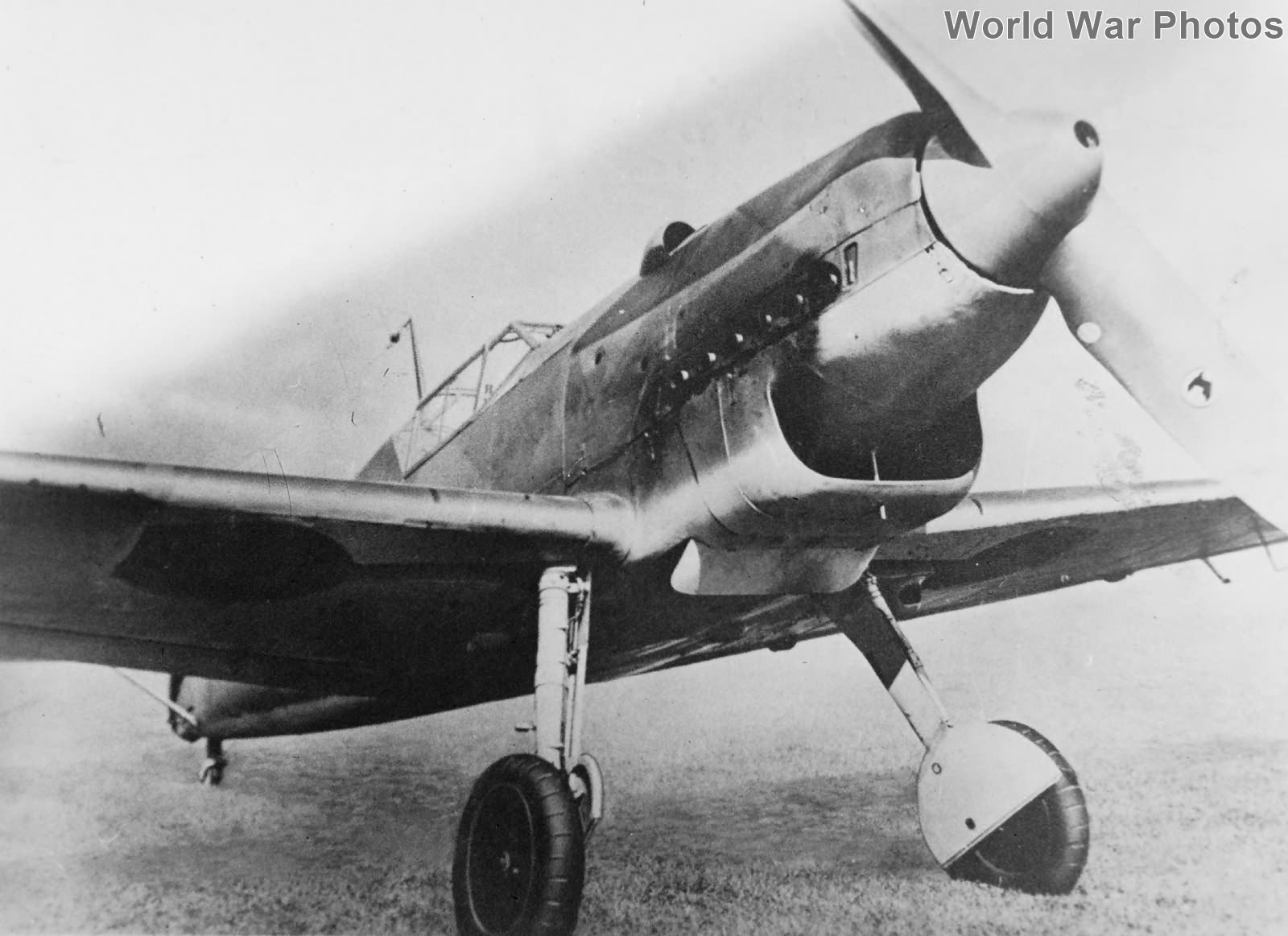 Early Bf109B