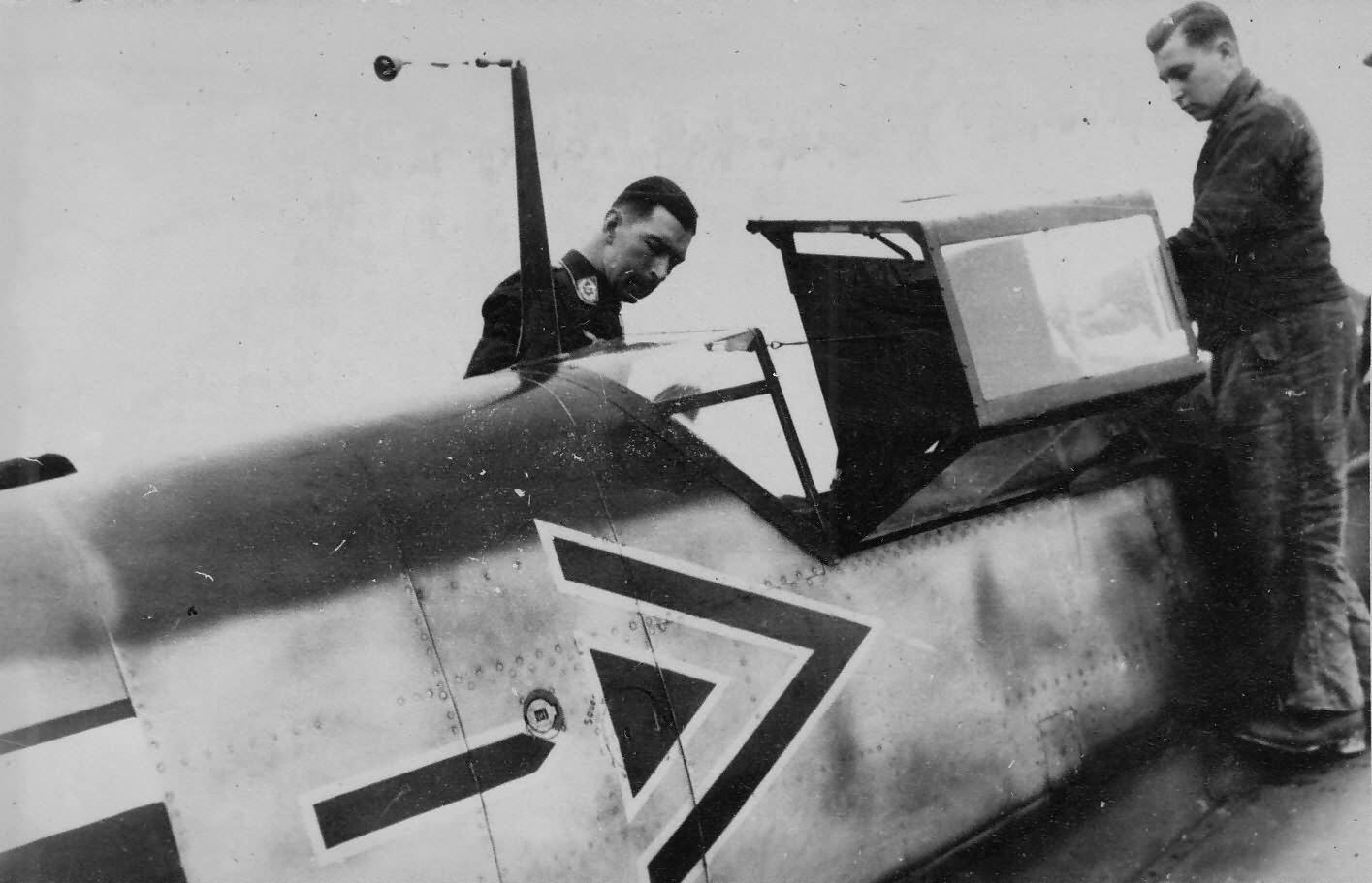 Luftwaffe Ace Werner Molders