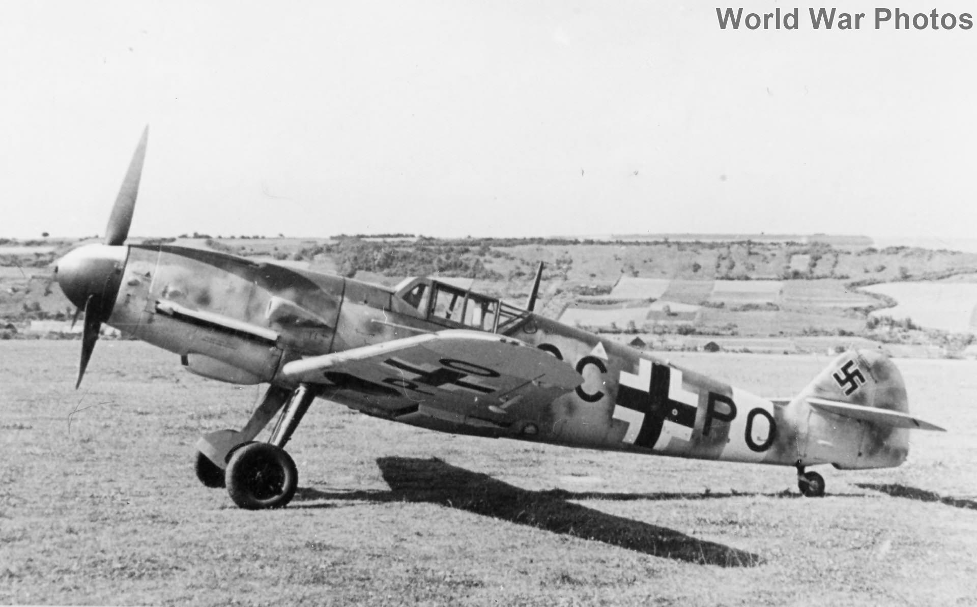 Me 109G-2 CC+PO