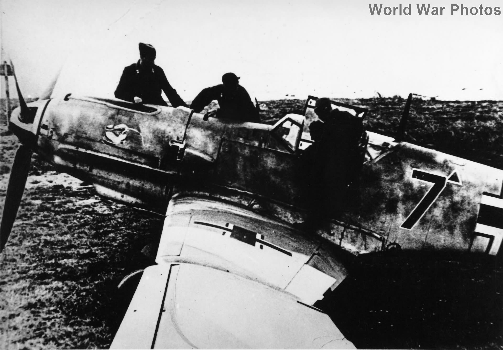 Bf109E 7 of IV/JG51