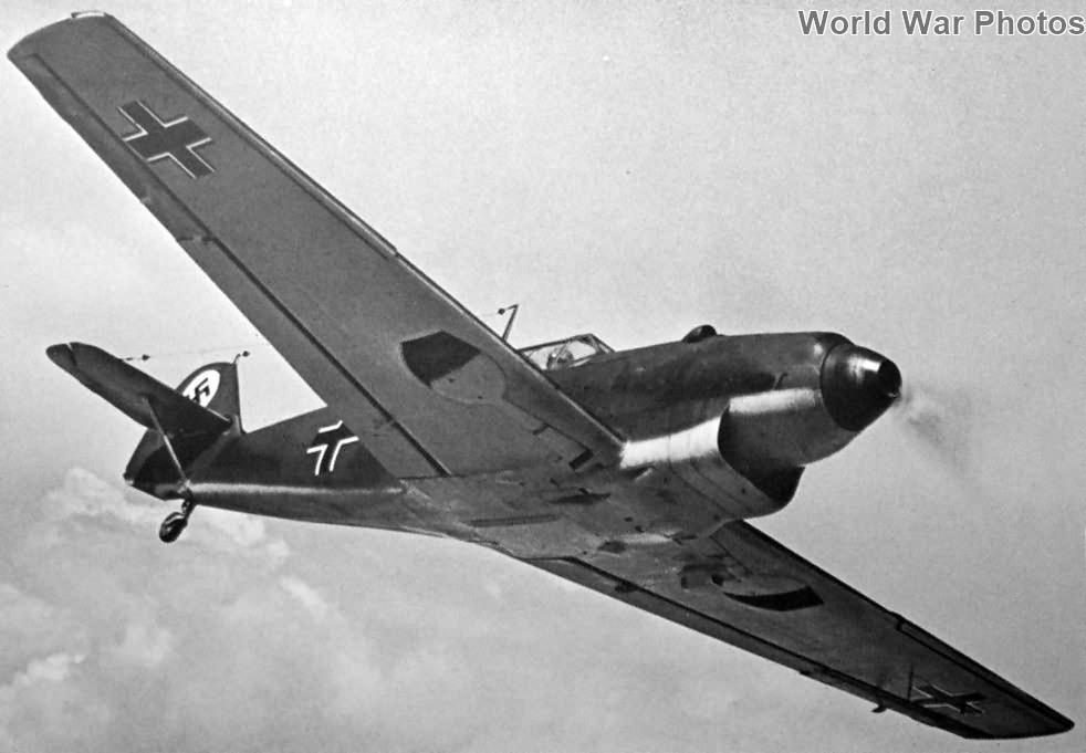 Messerschmitt Me109 B-1