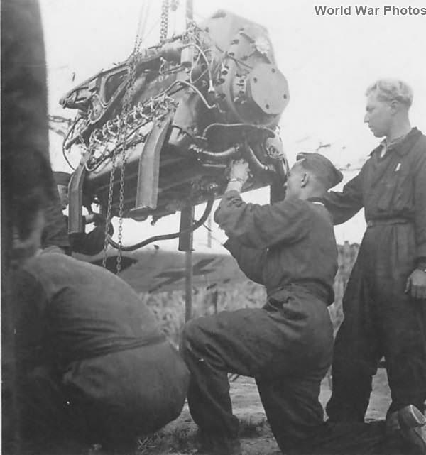 Me 109 E 6/JG 51 Summer 1940