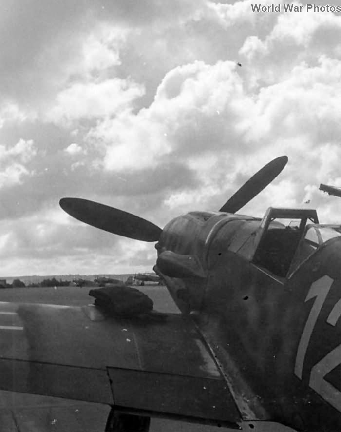 Me 109 G-6 Spring 1944