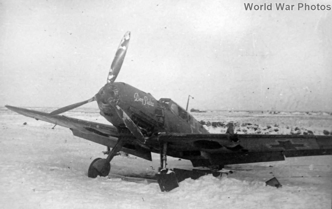 Romanian Bf109E Don Pedro