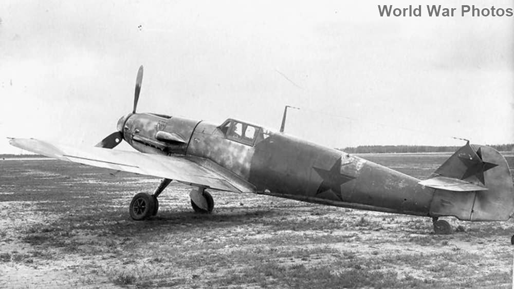 Soviet Bf 109G-2