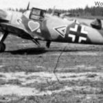 Bf109F of Gruppenkommandeur Hans Philipp of the I/JG 54