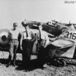 Bf109G 6 Romanian 316