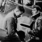 Werner Mölders and his Bf 109