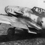 """Bf 109 """"18"""" with Erla Haube"""