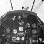 Bf 109 B/C/D Cockpit