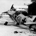 "Bf 109 F ""<II"" of Gruppenkommandeur Hauptmann Hans Philipp of the I/JG 54 on Eastern Front"