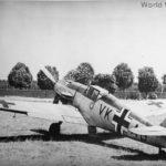 Prototype Me109F-0 W.Br 5604 VK+AB
