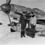 Romanian Me109G-6 Winter