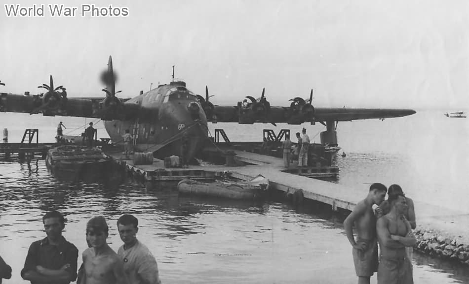 BV 222 of the LTS 222 at Tarent