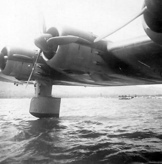 BV222 der LTS See 222 Tarent 1943