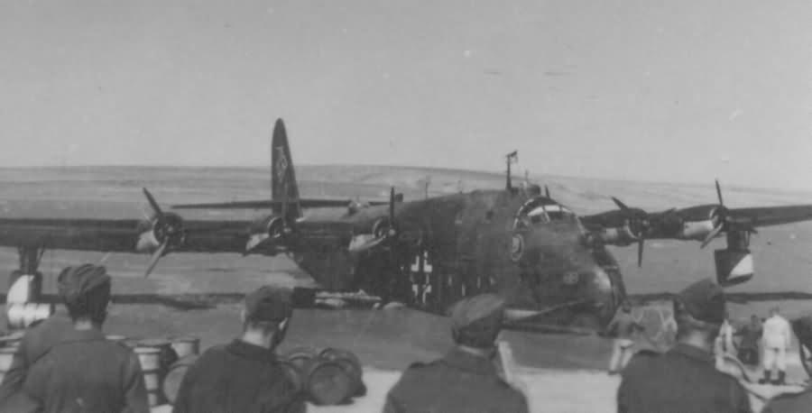 BV222 flying boat