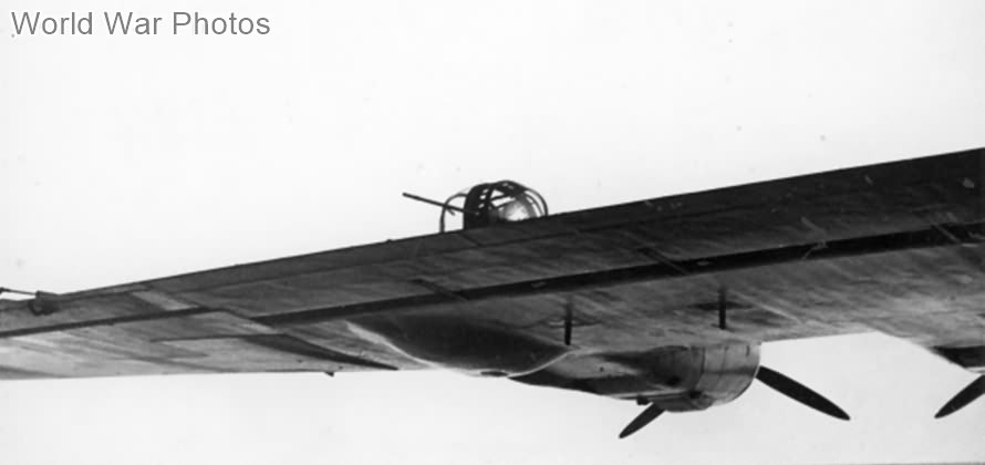 Wing MG of BV 222V-5