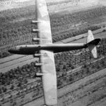 Prototype Blohm & Voss BV 222 V1 in flight