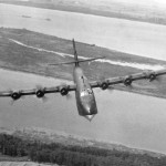 Blohm & Voss BV222 V1 in flight