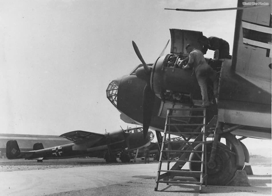 Do217E-1 1942