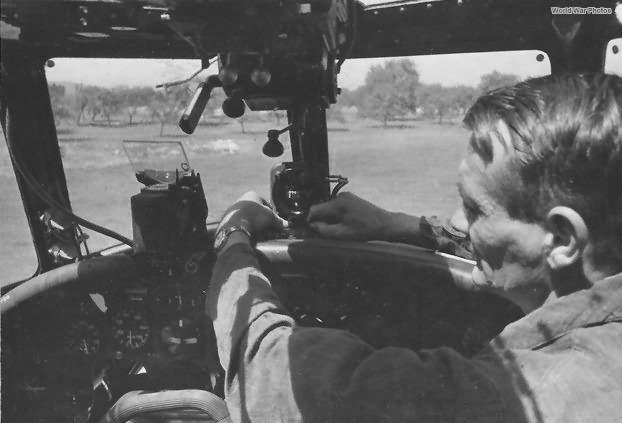 Do217E cockpit 1942