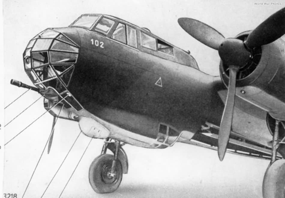 Do 217E-2 R-5 with Mk 101