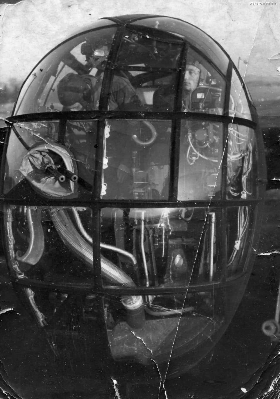 Do 217 K Cockpit
