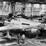 Captured Do335 A-12 at Oberpfaffenhofen