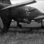 Abandoned Dornier Do 335, 1945