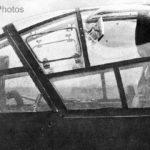 Dornier Do 335 Pfeil canopy