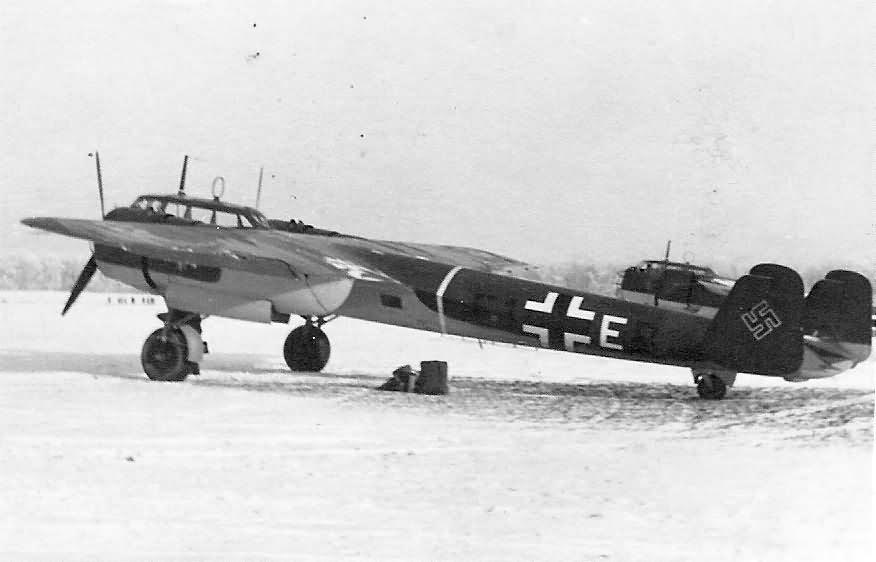 Do17 Z-1 F1+ER Flying pencil of KG76
