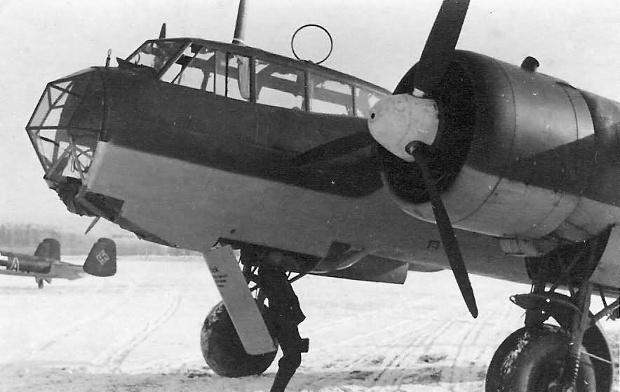 Do17 Z-1 winter