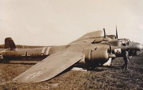 Dornier Do17 P 54+H12 2 KG 255 Stolp Reitz May 1939