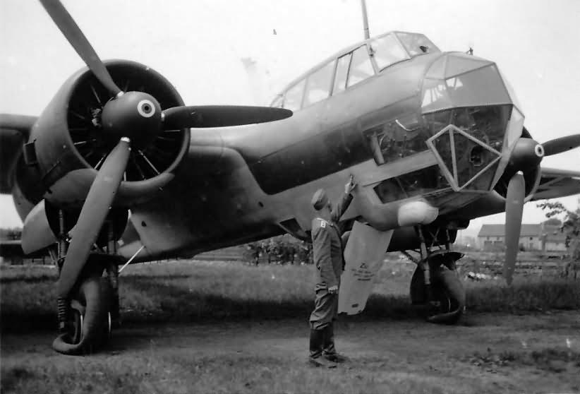 Dornier Do 17 Z summer 1940