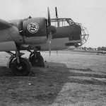 Bomber Dornier Do17Z 5/KG3